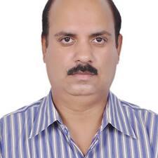 Profil Pengguna Vijay Kumar