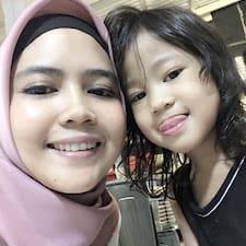 Profil korisnika Siti Aminah