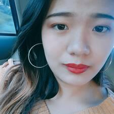 Användarprofil för 俐妤