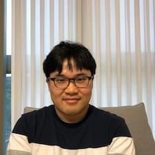 Профиль пользователя Wangkeun
