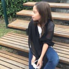 Nutzerprofil von Cristina