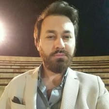 Perfil do utilizador de Mustafa