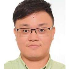Yu Ming felhasználói profilja