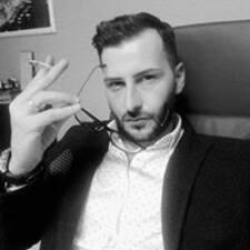 Raffaele felhasználói profilja