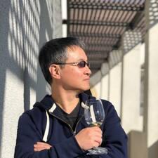 Hiromi felhasználói profilja