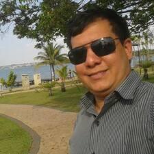 Profilo utente di Luiz Cláudio