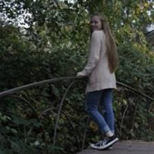 Alli - Uživatelský profil