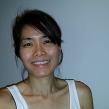 Doreen felhasználói profilja