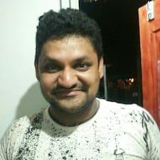 Profil korisnika Ajesh
