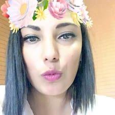 Luz Elena felhasználói profilja