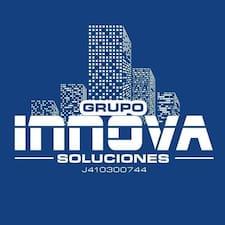 Henkilön Grupo Innova käyttäjäprofiili
