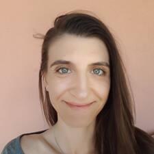 Desirée User Profile