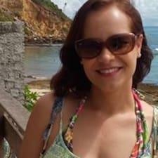 Profil utilisateur de Érica Christina