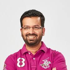 Vaibhav Brukerprofil