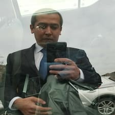Mukhammad User Profile