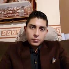 Profil Pengguna Jesus Antonii
