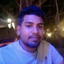 Profil utilisateur de Eranga