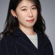 Profil utilisateur de Jieyu