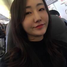 Profil Pengguna Eunju