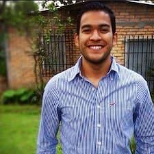 โพรไฟล์ผู้ใช้ Gerardo José