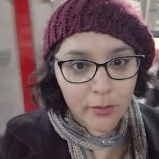 Profil utilisateur de Areli