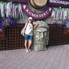 Гульшат felhasználói profilja