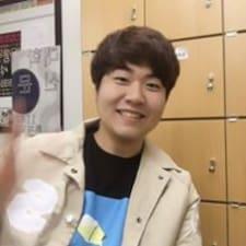 Perfil do usuário de Sangwon