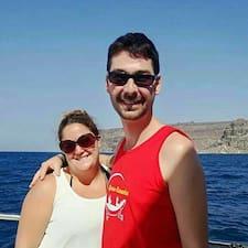 Anthony & Stéphanie User Profile