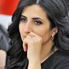 Марина felhasználói profilja