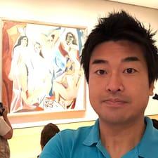 Profil Pengguna Toshiharu