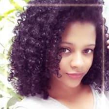 Andressa felhasználói profilja