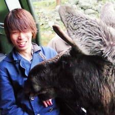 Yuta felhasználói profilja