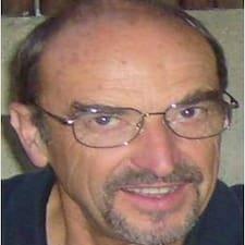 Patrice felhasználói profilja