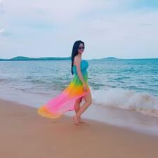 Thanh Truc felhasználói profilja