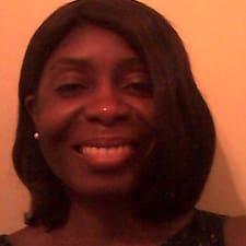 Profil utilisateur de Aretha