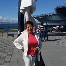 Profil utilisateur de Blanca Edith