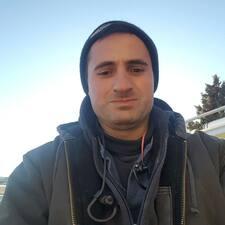 Ionel felhasználói profilja