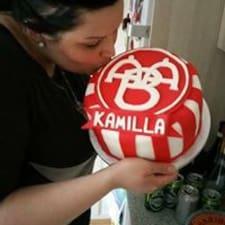Kamilla Brugerprofil