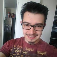Profil utilisateur de Arián