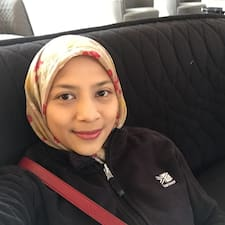 Irnee Safia User Profile