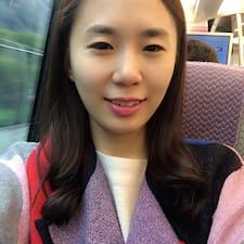 Shinjeong - Uživatelský profil