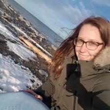 Marie-Michelle felhasználói profilja