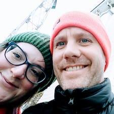 Julie & Sean User Profile