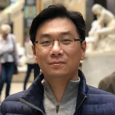 JongMin User Profile