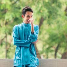 Profil Pengguna Fariq