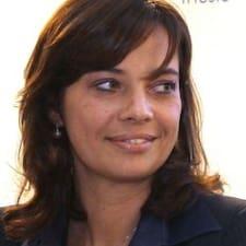Henkilön Elisabetta käyttäjäprofiili