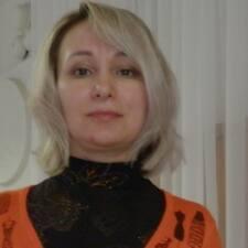 Люся felhasználói profilja