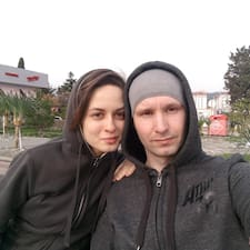 Anastasya User Profile