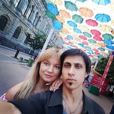 Henkilön Helen&Roman käyttäjäprofiili