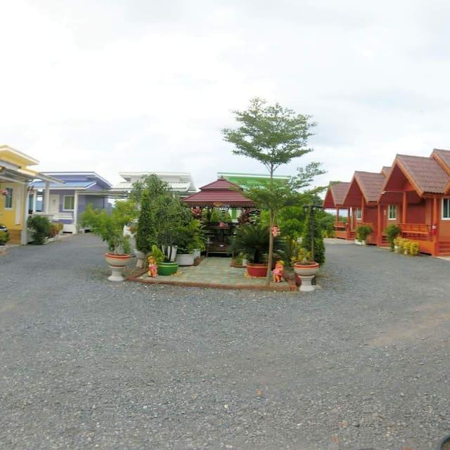 Panragsa Resort แนะนำที่เที่ยว